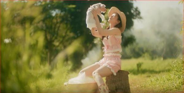 Lợn đóng một vai trò quan trọng trong phần nhìn của ca khúc MAVTE.