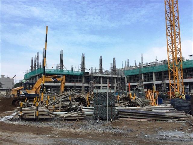 Nhiều khu đô thị hiện tại TPHCM xây dựng trường học, bệnh viện, trung tâm thương mại ngay bên trong