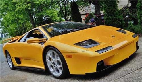 """Lamborghini Diablo """"hàng nhái"""" tinh vi y như thật"""