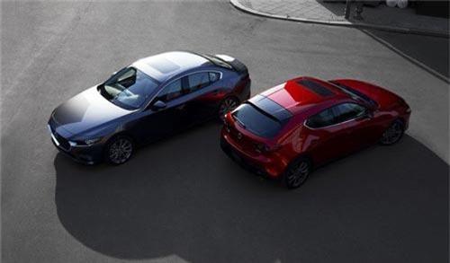 Mazda3 2019 chính thức ra mắt: Động cơ không bugi, giá chưa công bố. Được Mazda miêu tả là