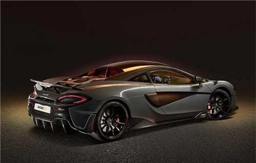 McLaren 600LT Longtail.