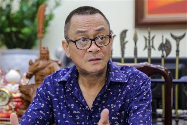 NSND Anh Tú hiện đang điều trị tại A9, phòng Hồi sức cách ly - Bệnh viện Bạch Mai.