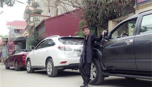 nam ca si goc hue va dan xe hop mang chuyen thi phi lan truyen trong showbiz hinh anh 3