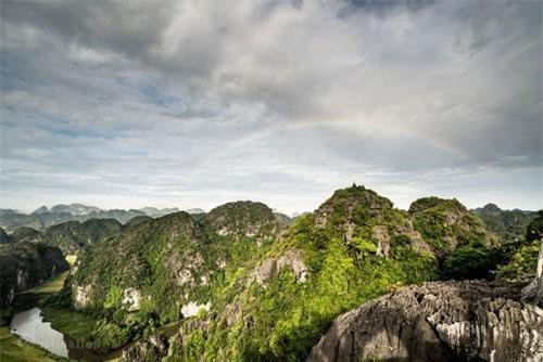 Tam Cốc - Bích Động là khu du lịch trọng điểm quốc gia Việt Nam. Ảnh: Destination.