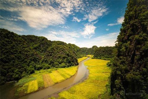 Nó có diện tích tự nhiên là 350,3 ha. Ảnh: Destination.