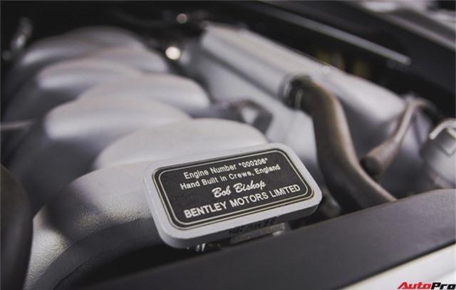 Chạm mặt Bentley Mulsanne bản hiếm, màu độc của đại gia Hà thành - Ảnh 15.