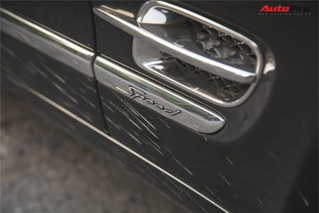 Chạm mặt Bentley Mulsanne bản hiếm, màu độc của đại gia Hà thành - Ảnh 2.