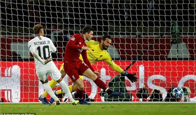 Kết quả UEFA Champions League sáng 29/11: PSG hạ gục Liverpool trên sân nhà, Tottenham thắng nhẹ Inter - Ảnh 2.