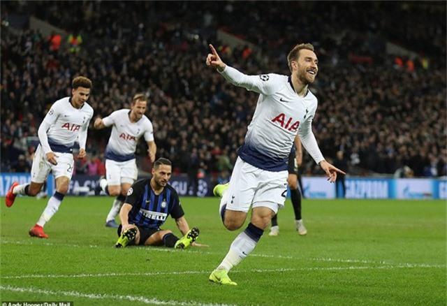 Kết quả UEFA Champions League sáng 29/11: PSG hạ gục Liverpool trên sân nhà, Tottenham thắng nhẹ Inter - Ảnh 3.