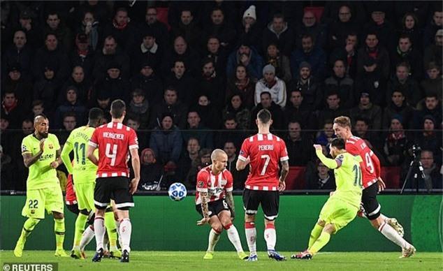 Kết quả UEFA Champions League sáng 29/11: PSG hạ gục Liverpool trên sân nhà, Tottenham thắng nhẹ Inter - Ảnh 4.