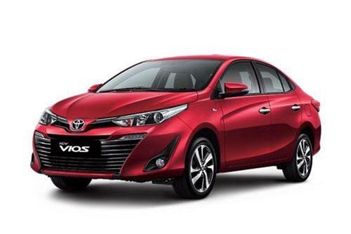 1. Toyota (doanh số: 23.105 chiếc).