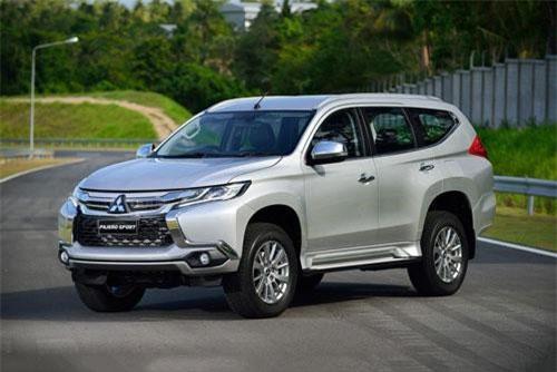 4. Mitsubishi (doanh số: 6.190 chiếc).