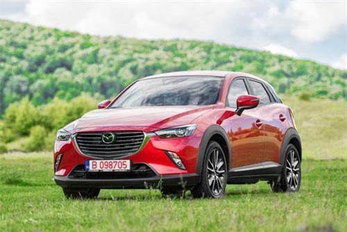 5. Mazda (doanh số: 4.117 chiếc).