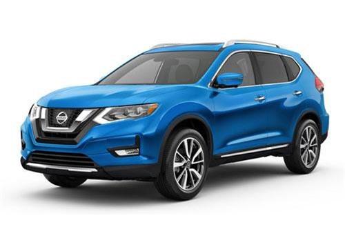 6. Nissan (doanh số: 4.172 chiếc).