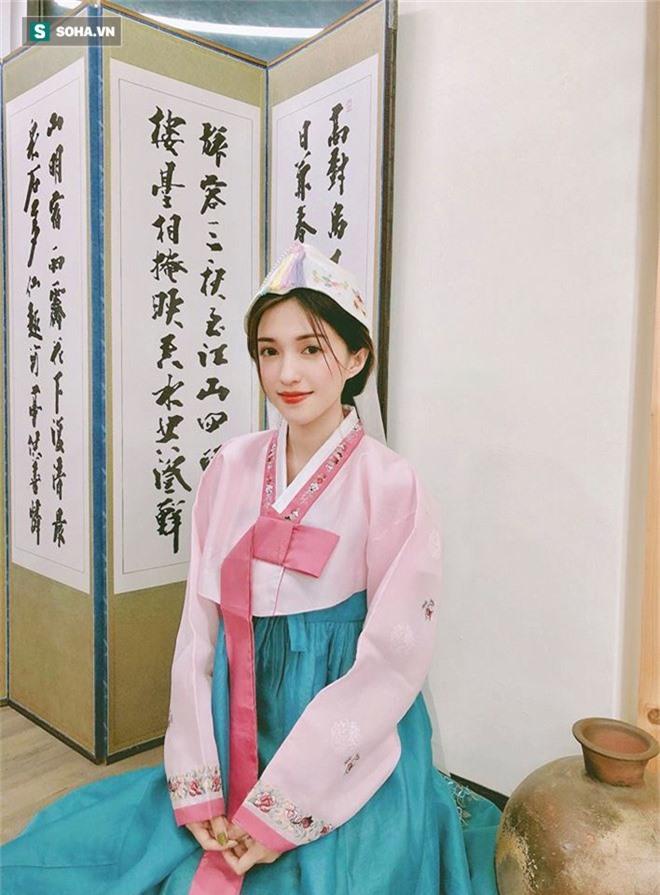 Nữ sinh viên Sài Gòn bị nhầm là gái Hàn: Từng bị fan Sơn Tùng M-TP chửi vì 1 bản cover - Ảnh 1.