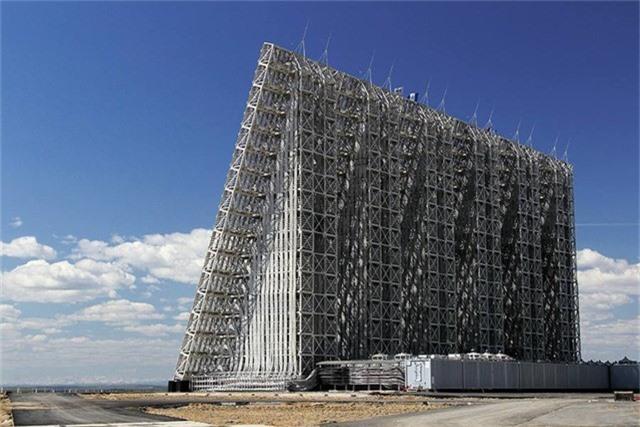 Hệ thống radar Voronezh-M (Ảnh: RT)