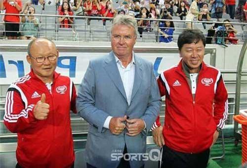 Sau thành công trong vai trò trợ lý HLV cho Guus Hiddink, HLV Park Hang Seo mới có thể gây tiếng vang lớn tới vậy.