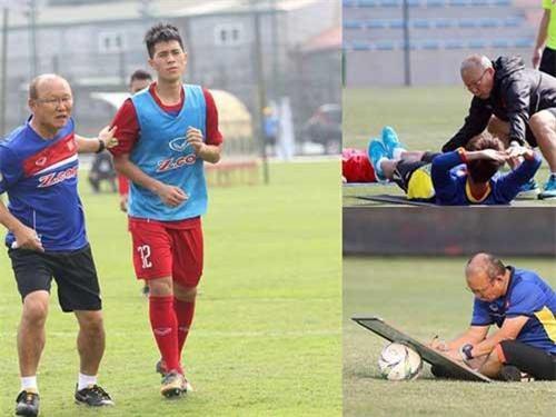 Sự tận tâm của thầy Park đã giúp đội tuyển Việt Nam trở thành tập thể vững mạnh, đoàn kết.