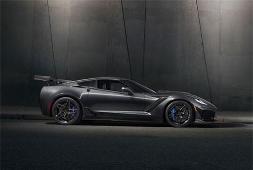 1. Chevrolet Corvette ZL1 2019.