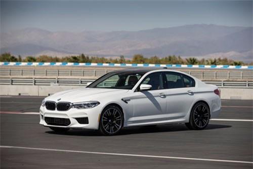 10. BMW M5 2019.