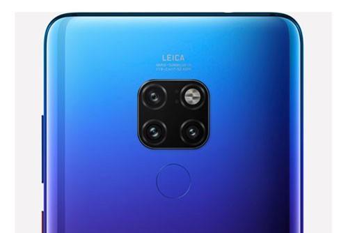 Huawei Mate 20 (3 camera sau).