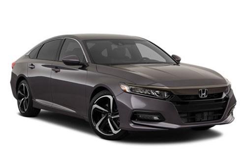 7. Honda Accord Hybrid 2019 (tổng quãng đường di chuyển mỗi lần tiếp nhiên liệu: 989 km).