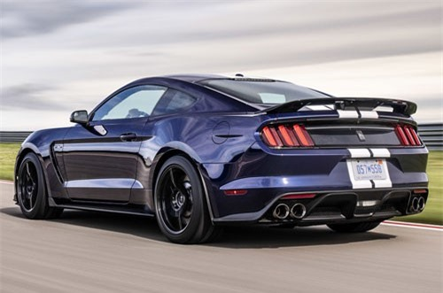 7. Ford Mustang Shelby GT350 2019.
