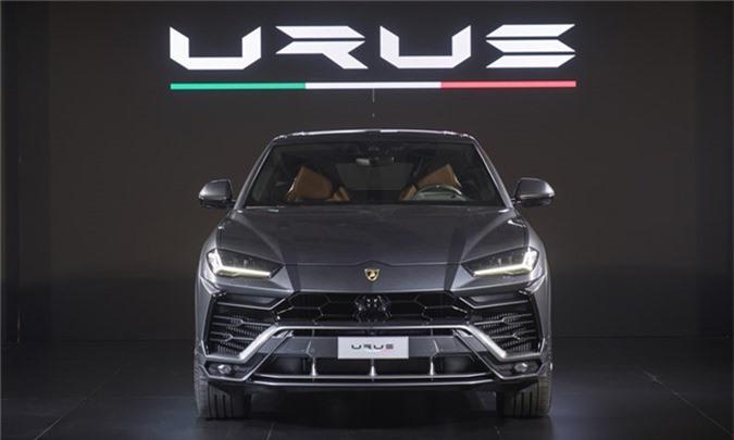 Lamborghini Urus ra mat tai Thai Lan, re hon Viet Nam 10 ty-Hinh-3