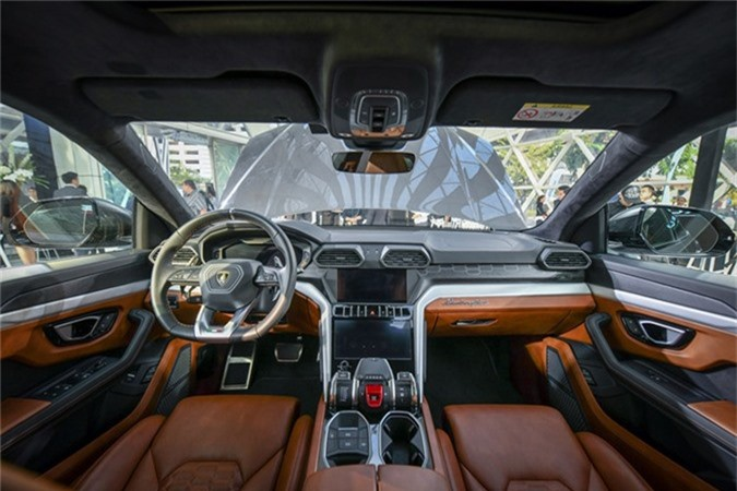 Lamborghini Urus ra mat tai Thai Lan, re hon Viet Nam 10 ty-Hinh-4