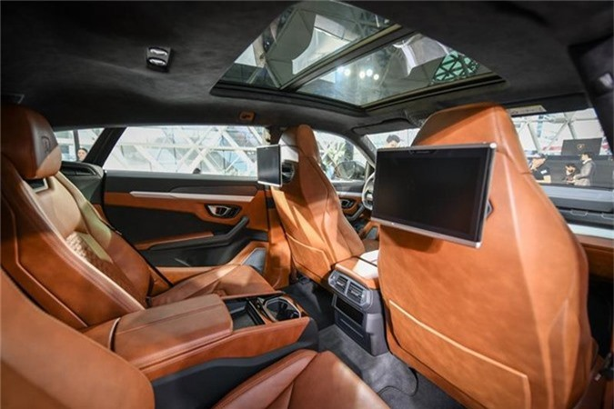 Lamborghini Urus ra mat tai Thai Lan, re hon Viet Nam 10 ty-Hinh-5