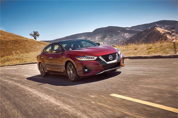 "Sedan Nissan Maxima 2019 moi co gi de ""dau"" Toyota Avalon?-Hinh-2"
