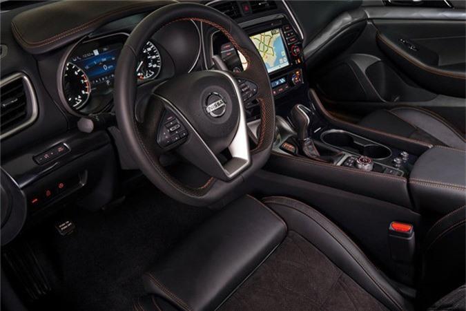 "Sedan Nissan Maxima 2019 moi co gi de ""dau"" Toyota Avalon?-Hinh-5"