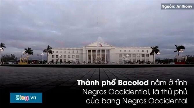 Bacolod - Thành phố đô thị hóa cao thân thiện với kinh doanh nhất Philippines.
