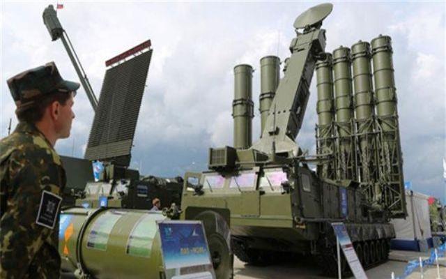 Nga đã hoàn thành các hệ thống phòng không tối tân ở Syria.