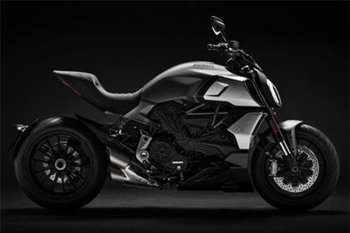 10. Ducati Diavel 1260 2019.