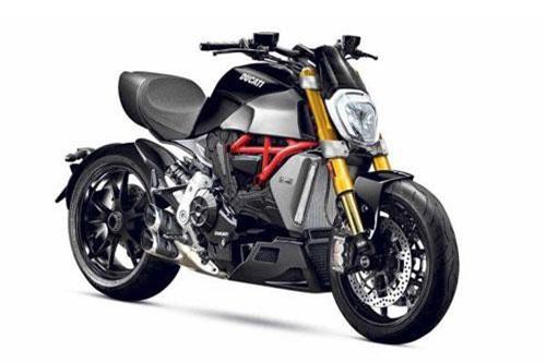2. Ducati Diavel 1260S 2019.