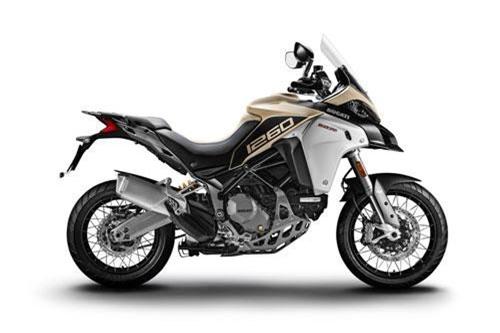 7. Ducati Multistrada 1260 Enduro 2019.