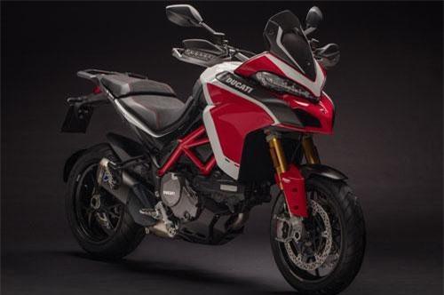 8. Ducati Multistrada 1260 S 2019.