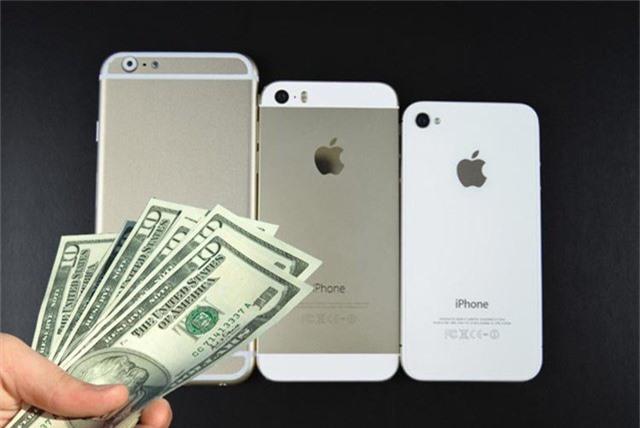 Giải mã những điểm cộng khiến iPhone không bị mất giá - Ảnh 4.