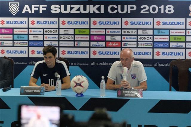 HLV Sven Goran Eriksson có cảm giác như cầm quân ở World Cup