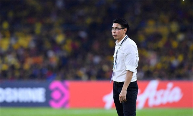 HLV Tan Cheng Hoe hạnh phúc dù Malaysia không giành được chiến thắng