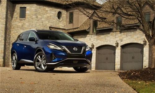 Nissan Murano 2019 nâng cấp bề ngoài, cập nhật công nghệ. Ngay sau khi tung teaser cách đây không lâu, Nissan đã chính thức ra mắt mẫu Murano 2019 tại Los Angeles (Mỹ). (CHI TIẾT)