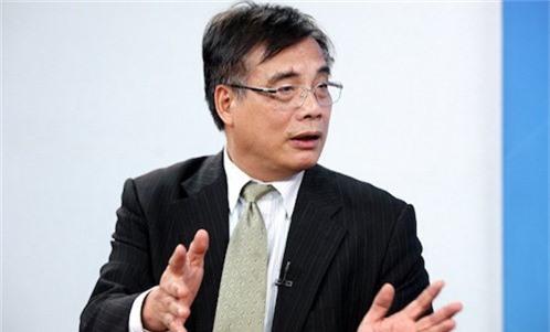 Ông Trần Đình Thiên – nguyên Viện trưởng Viện Kinh tế Việt Nam.