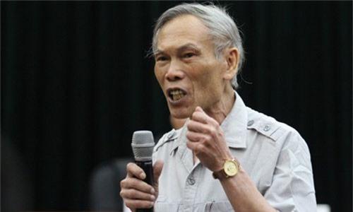 Ông Trương Đình Tuyển – nguyên Bộ trưởng Thương mại.