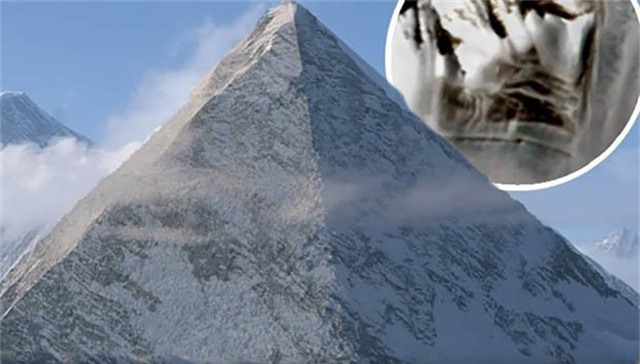 Nam Cực vừa được một nhà nghiên cứu theo thuyết âm mưu tuyên bố có Kim tự tháp cổ đại đang tồn tại.