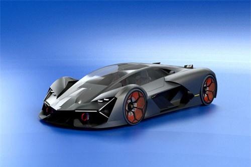 1. Lamborghini Terzo Millennio.