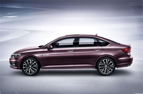 1. Volkswagen Lavida (doanh số: 46.831 chiếc).