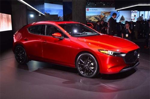 10. Mazda 3 2019.