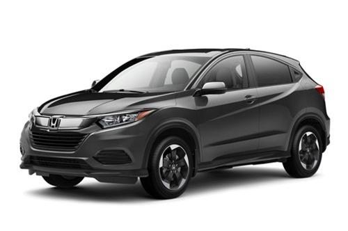 10. Honda HR-V (doanh số: 7.108 chiếc).