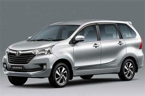 3. Toyota Avanza (doanh số: 11.022 chiếc).